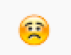 """The emoticon for """"embarrassed."""""""