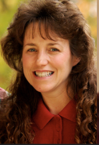 "Michelle Duggar from the television show ""19 Kids and Counting."""