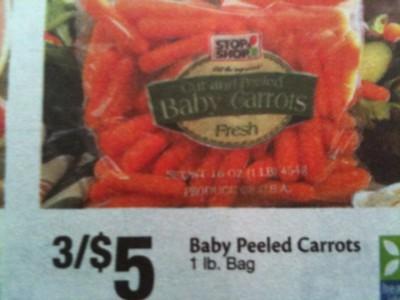 Three bags for five bucks? Crunch away!!