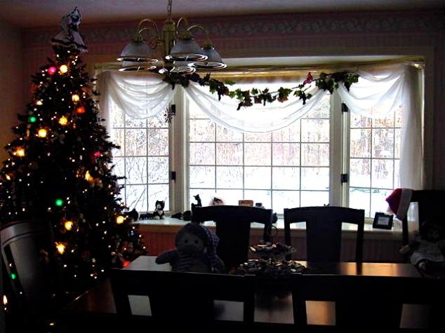 Christmas, 2002.